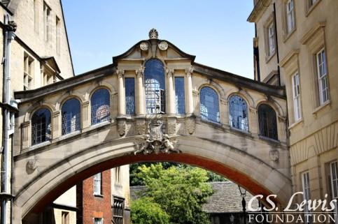 Bridge of Sighs - Oxford