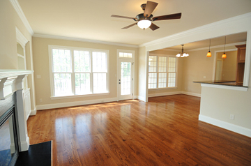 Clermont Remodeling Contractor Renovation Contractor Whole House Remodel Living Room Remodels