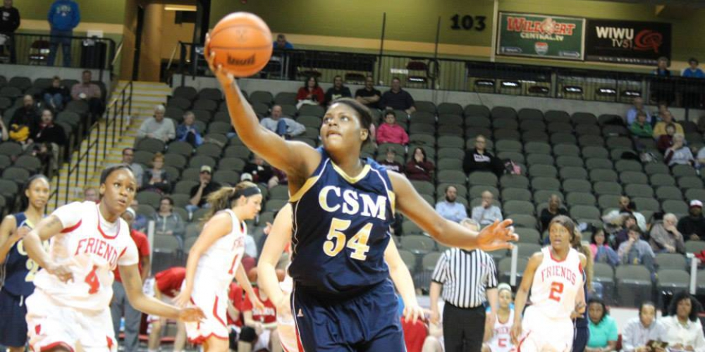 CSM's Deaundra Young named NAIA National Division II Women ...