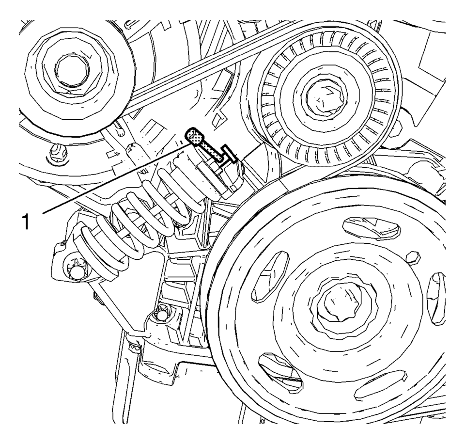 Array chevrolet sonic repair manual drive belt replacement pulleys and rh