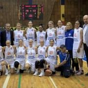 echipa de baschet feminin csm targoviste