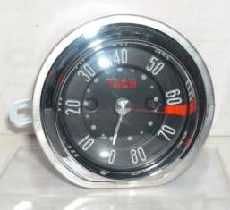 1958 8000 RPM Corvette Electronic Tachometer Assy 58 Tach