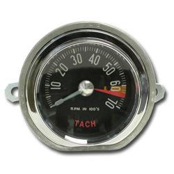 1959 Hi RPM Tachometer Assembly – Generator Drive