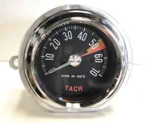 1959 Corvette Tachometer Assembly New Electronic Conversion Tach