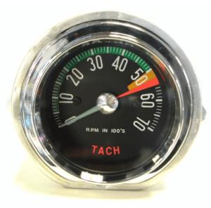 1960 Early Corvette LoRPM Tachometer Assy. (Gen. Driven) Tach