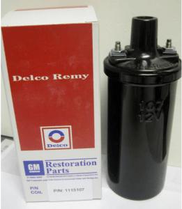 1957-1962 Corvette Ignition Coil – Delco 1115107