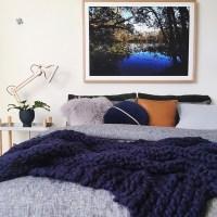 Large Artwork above Bed (1) web