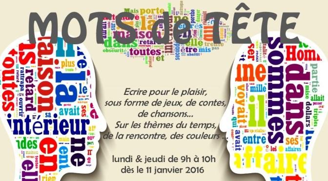 Mots de Tête Séance #01