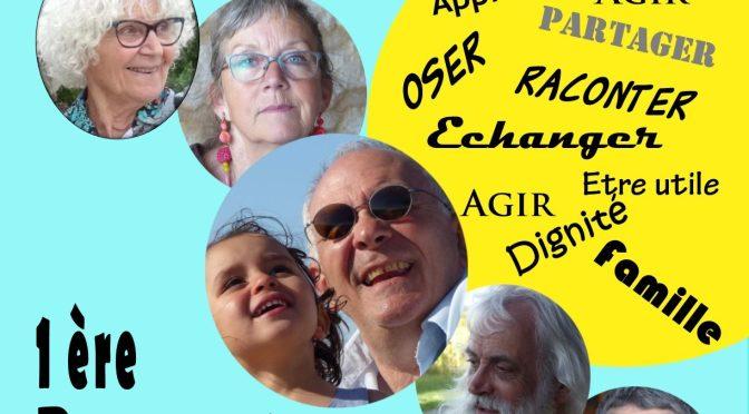 1ère Rencontre des retraités actifs