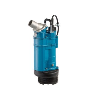 pompe de refoulement pour eaux chargées  pompage matériel pour la construction et le BTP