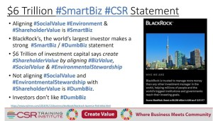 Organizations Risk Losing Financing by Ignoring Corporate Social Responsibility