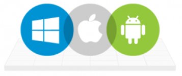 Windows-Android-Apple-logo