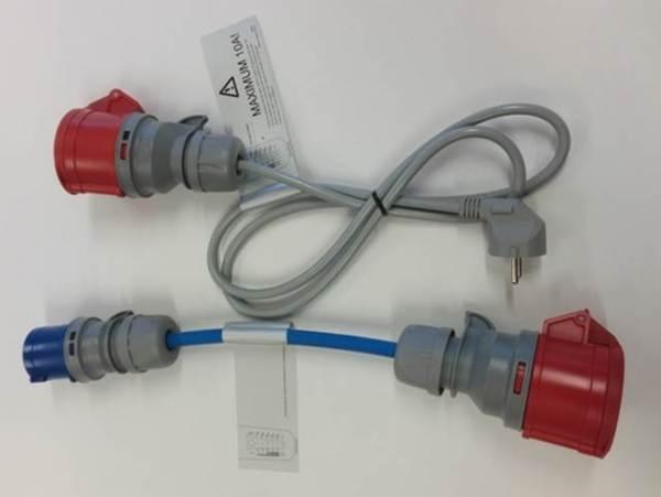 Adapterset für NRGkick16 und NRGkick16 light
