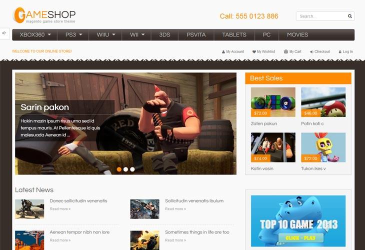 SM GameShop