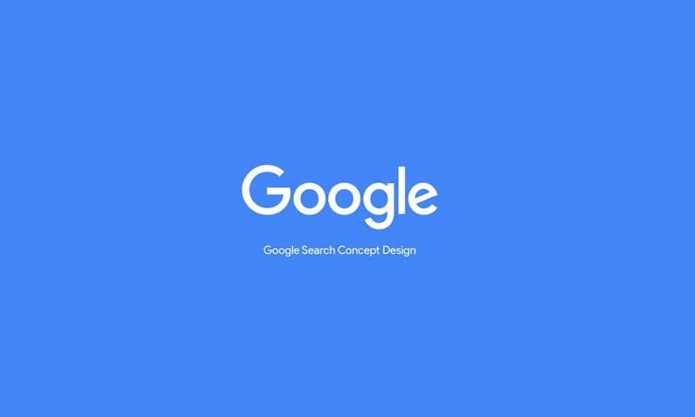 Google-Search-Design-Concept
