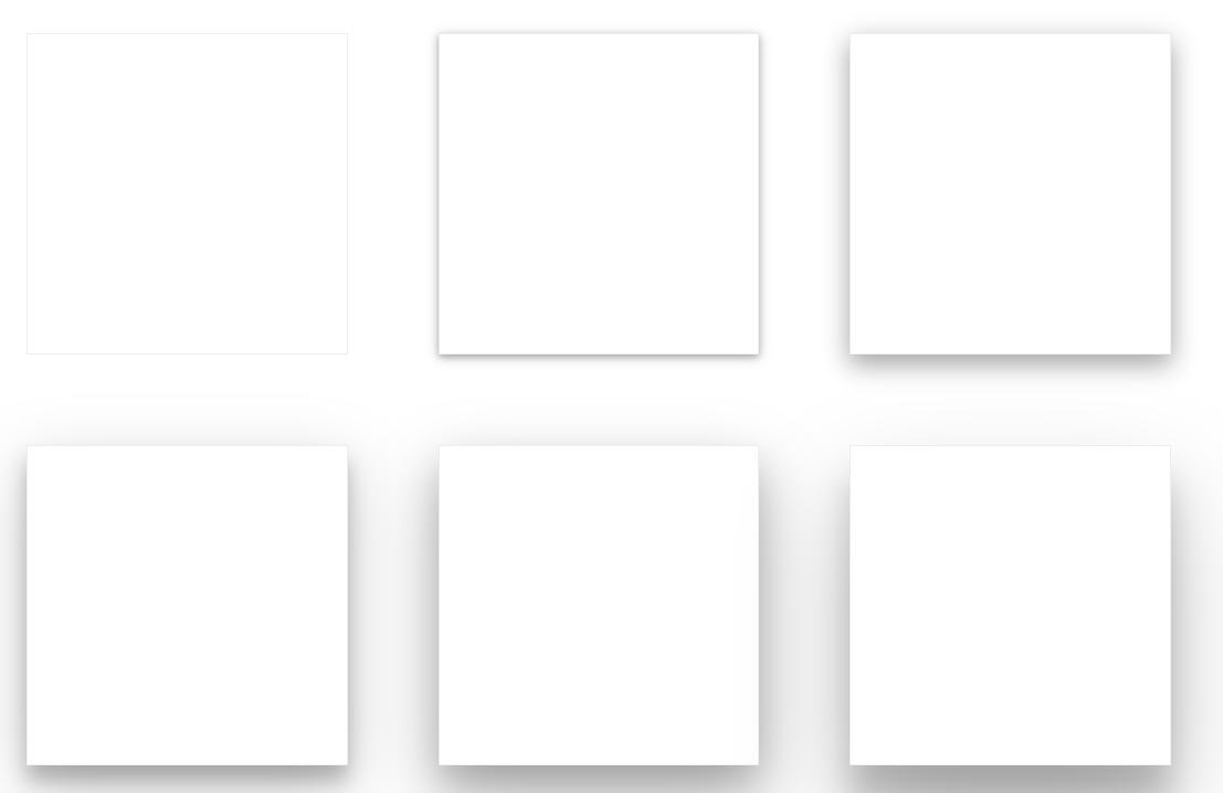 CSS Google Material Design Card Effect