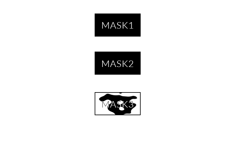 CSS Mask Button Hover Sprite Animation Effect