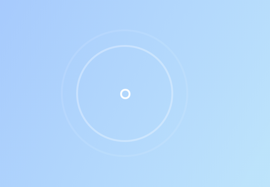 Pure CSS Ripple Animation Background Effect
