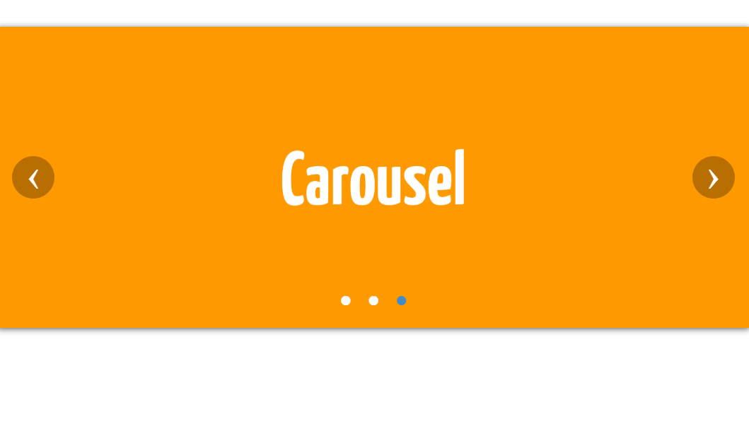 CSS Only Carousel Design with Source Code
