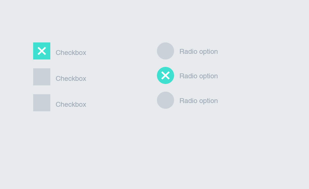 CSS Ripple Wave Checkbox Radio Button