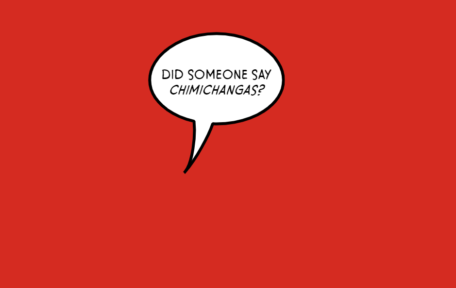 CSS Comic Book Speech Bubbles with SVG