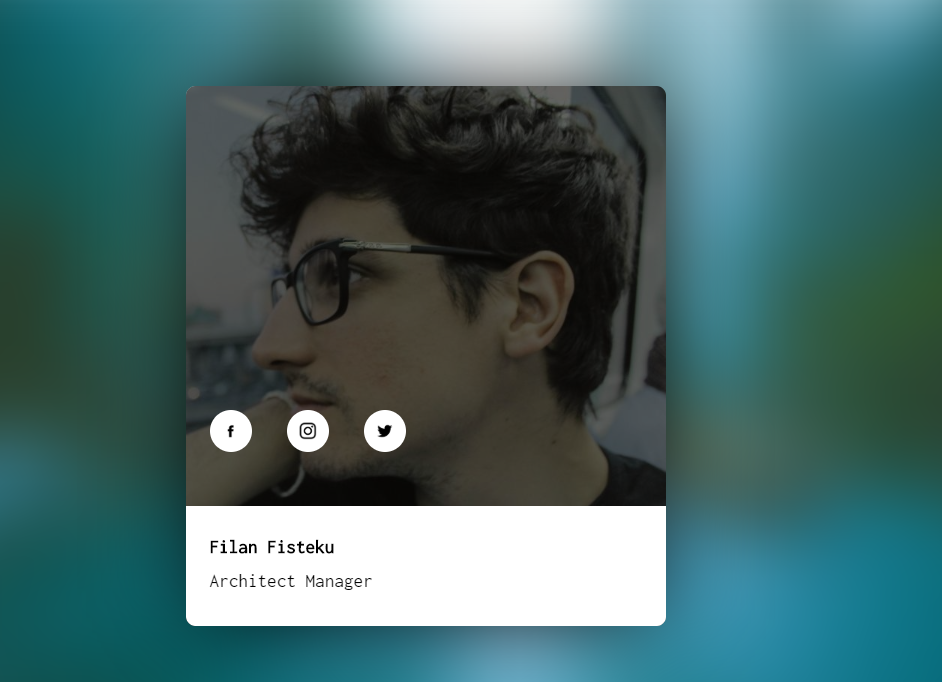 CSS Jelly Effect in Card on Hover