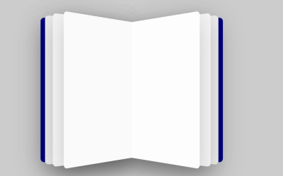 Book Page Flip Animation CSS Example
