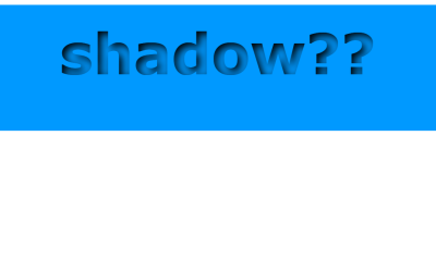 CSS Text Inner Shadow Design Code