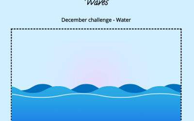 CSS Water Wave Effect Code Example