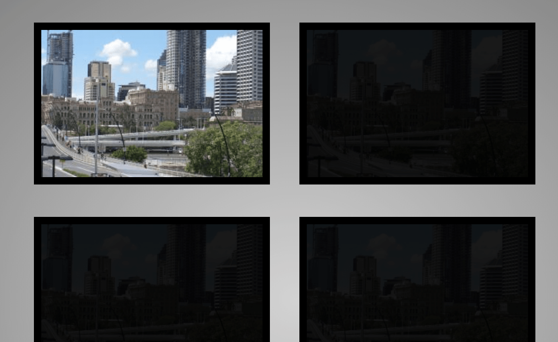 Image Transition Effects CSS3 Hover