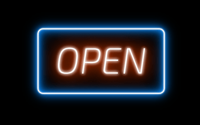 Pure CSS Text Box Shadow Neon Sign Effect