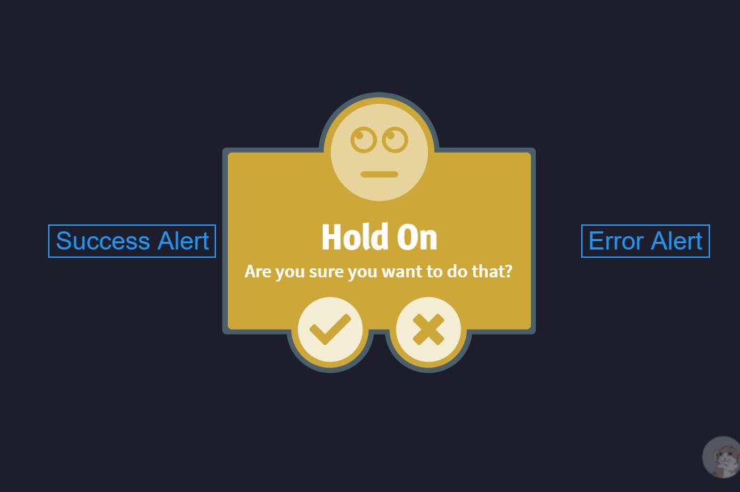 Vue Alert Component