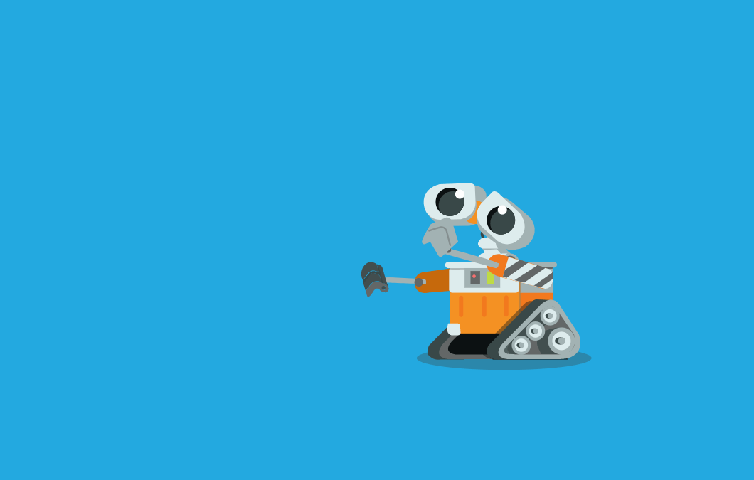 Vue JS Animation Robot Example