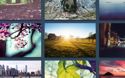Vuejs Lazyload Gallery with Lightbox