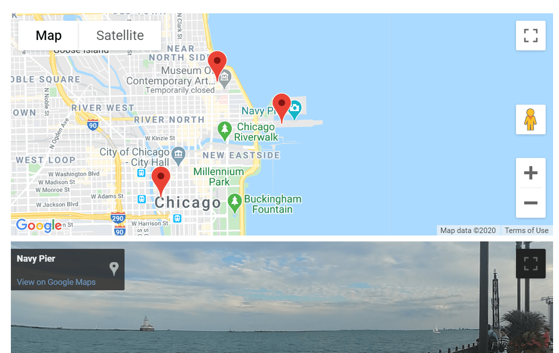 React Google Maps Multiple Markers