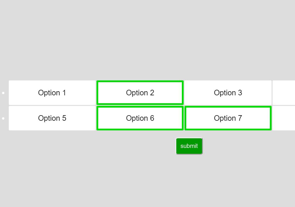 React Select Multiple Item