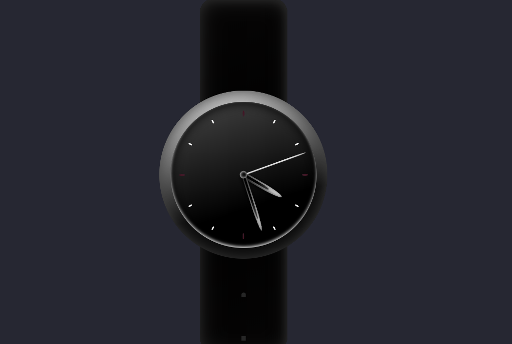 React Analog Clock Component