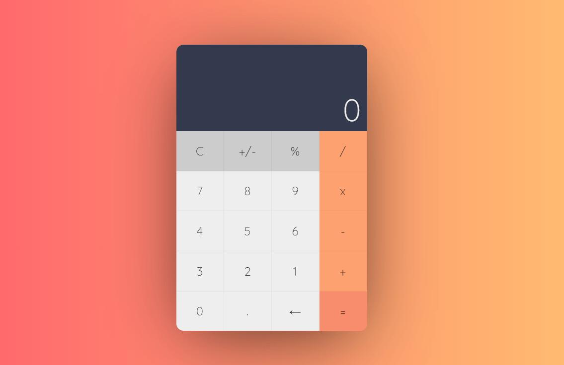 React JS Calculator Example