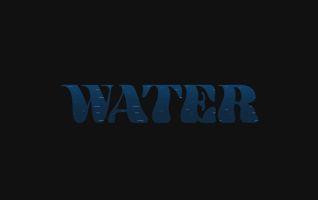Animated Water Ripple Effect SVG Pattern Using CSS And JavaScript