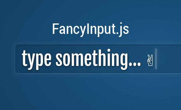 Fancy Input box
