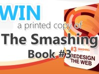 Win The Smashing Book #3