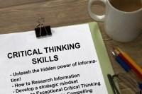Strategic Thinking Skill