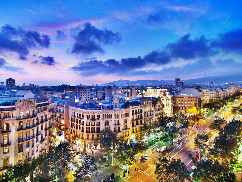 Barcelona: One of the best cities to work