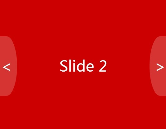 Pure CSS Content Slider with Keyboard Navigation
