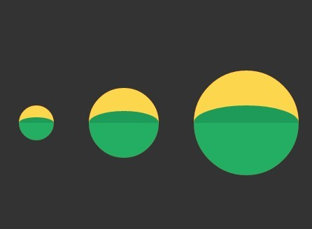 Google Alike Pure CSS Loading Spinner