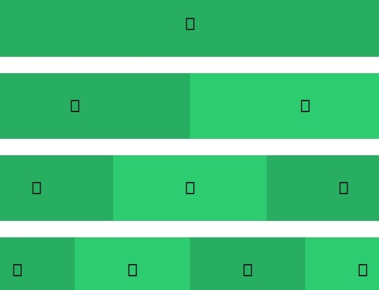 Simple Responsive Fluid Grid System With Pure CSS – ungrid.css