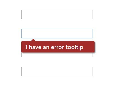Simple Input Tooltip with Pure JavaScript & CSS – tooltipwidget