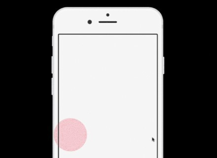 JavaScript Library To Visualize Click / Tap Events On Screen – TouchPoint.js