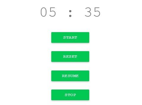 Lightweight JavaScript Timer Library – Timer.js