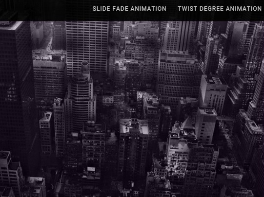 Pure CSS Fullscreen Slideshow With Fancy Animations | CSS Script